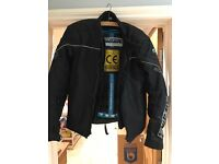 Moped or motorbike jacket
