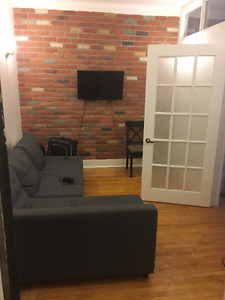 4 1/2 Sublet May-August in McGill Ghetto
