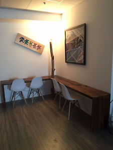 800 square feet of office space for rent on Geary Avenue