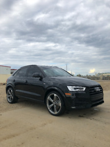 2016 Audi Q3 Technik Quattro 6sp Tiptronic