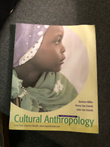 Cultural Anthropology (fourth Canadian edition)