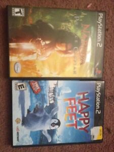 Ps2 games  Cambridge Kitchener Area image 1