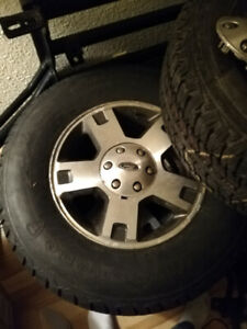 F150 Rims, Tires and more