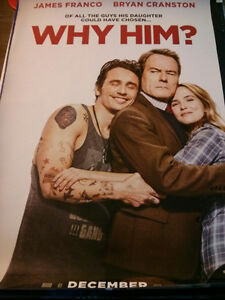 Why Him? movie poster $5