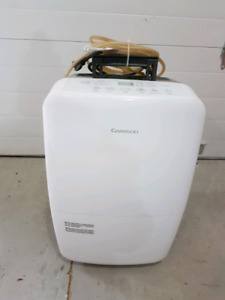 Garrison dehumidifier used once.  Great condition.