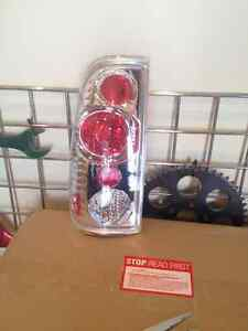 Brand New Chrome Altezza style Taillights Ford F150/Superduty