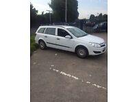 PCO Licenced Vauxhall Astra Estate 1.7 cdti