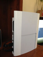PS3 Limited Edition White