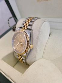 Rolex datejust stunning watch