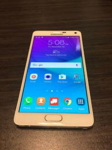 Unlocked, Original Samsung Galaxy Note 4,32GB;16Mpix;Like new