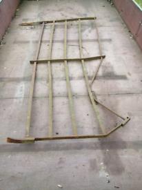 Vintage garden railings/ fences (spares or repair)