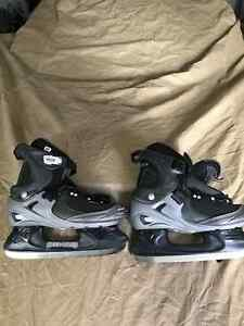 Sherwood fit skates
