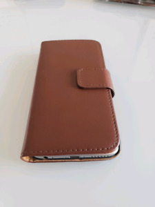 iPhone 6 - 6S Brown Leather Case