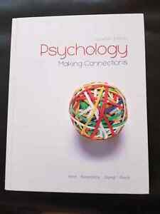 Psychology; Making Connections textbook