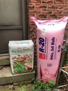 Peat Moss and Insulation B