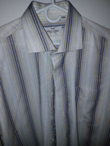 Armani Mens Designer Dress Casual Shirts CK Guess H & M