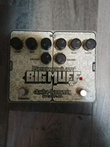 EHX Germanium 4 Big Muff Pi Distortion/Overdrive
