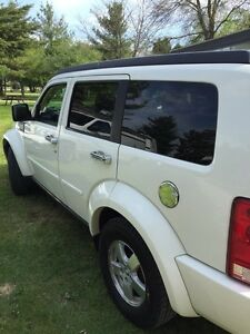 2008 DODGE 4X4 JEEP NITRO/EXC. CON./TOW PKG/ROOF RACK