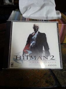 Older PC GAMES hitman 1-2 etc $5 to $15