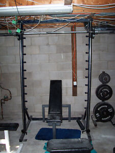 exercise - weight equipment