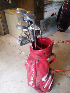 Spalding Right handed Golf Clubs Peterborough Peterborough Area image 1