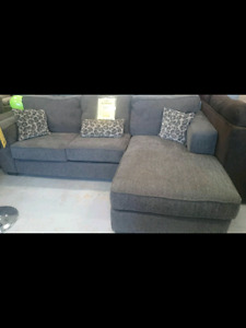 New sectional $750