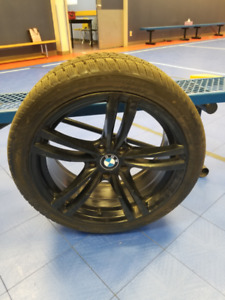 BMW OEM Rims and Winter tires