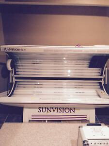 SunVision tanning bed