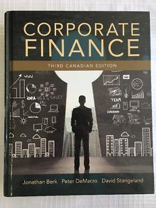Corporate Finance - 3rd Addition - Berk, DeMarzo & Stangeland