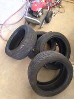 4 Yokohama tires for sale