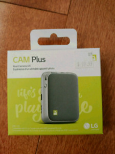 LG Cam Plus for G5