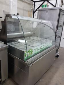 Présentoirs réfrigéré de marque Astor de première qualité