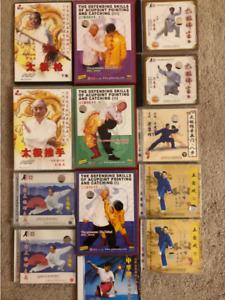 Martial arts / Kongfu / Taichi teaching & learning course, easy
