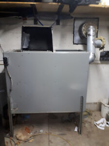 oil furnace and tank for sale cheap