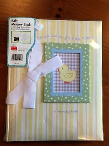 Baby Memory Book - New In Wrapper