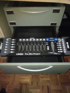 Lixada 192 channel dmx controller cheap
