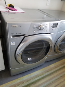 Whirlpool Duet Laundry Pair with NSF Certified Allergen Cycle
