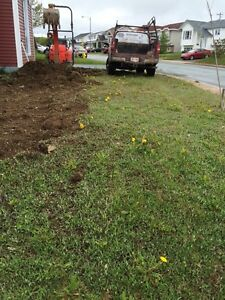 For all your weeded sod remove all renovations St. John's Newfoundland image 2