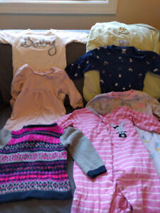 Baby/Toddler/Kids Girl Clothes New Born to 3 year old
