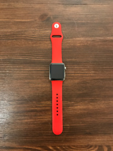 Apple Watch 38 mm à vendre