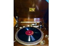 His Masters Voice Gramophone model 150