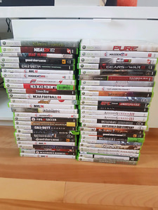 51 jeux Xbox 360