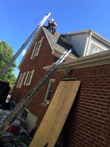 ROOF REPLACEMENT AND REPAIRS