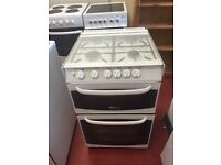 Cannon Stratford 55cm gas cooker glass top can deliver 3 month guarantee