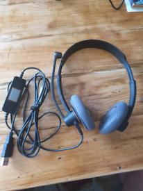 Sennheiser SC 60 USB ML Headset (headphones with microphone)