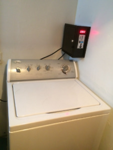 Washer/ Dryer Coin Operated Timer Box/ElectronicCoinControlle