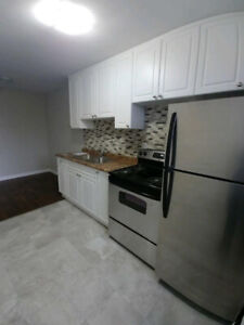 Newly Renovated - 1 bedroom unit available