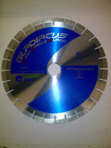 Gladiatus Bridge Saw Blade 16'' (Granite,Eng. Stone)