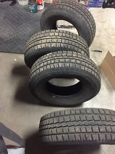 Winter tires used only for 2 months