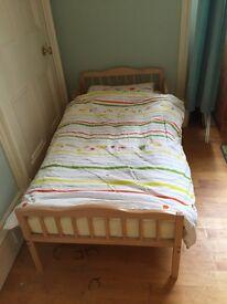 Child / Toddler First Bed with Mattress & Duvet